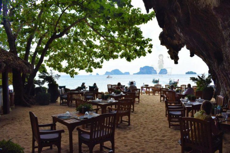 The Grotto Rayavadee Restaurant