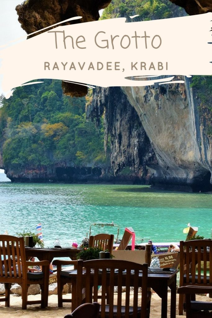 The Grotto Rayavadee Pinterest
