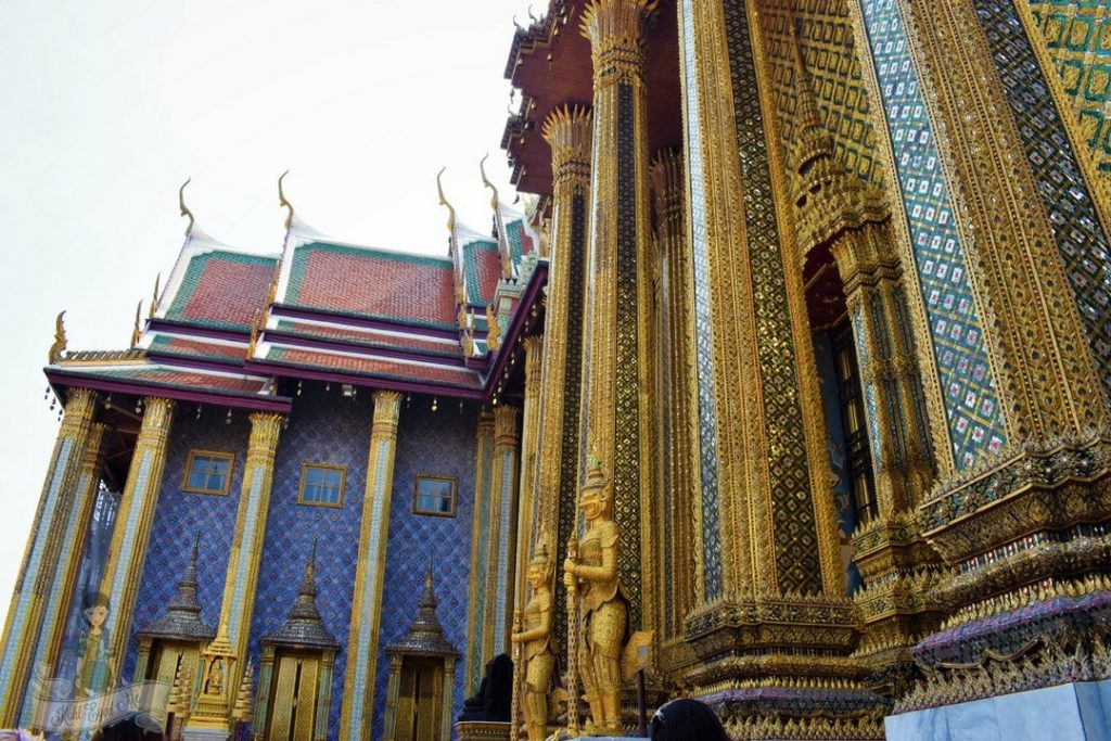 The Grand Palace Monument