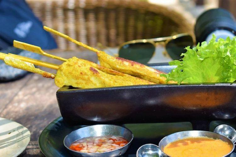 Chicken Satay