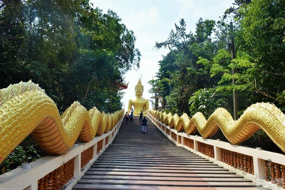 Big Buddha Hill Pattaya - Wat Phra Khao Yai Temple