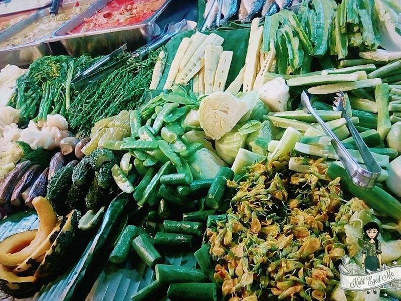 Veg Food in Thailand