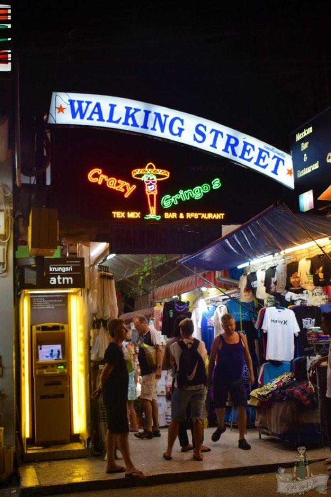 Walking Street Ao Nang Krabi