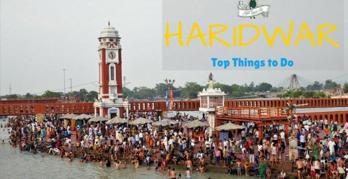An Evening in Haridwar
