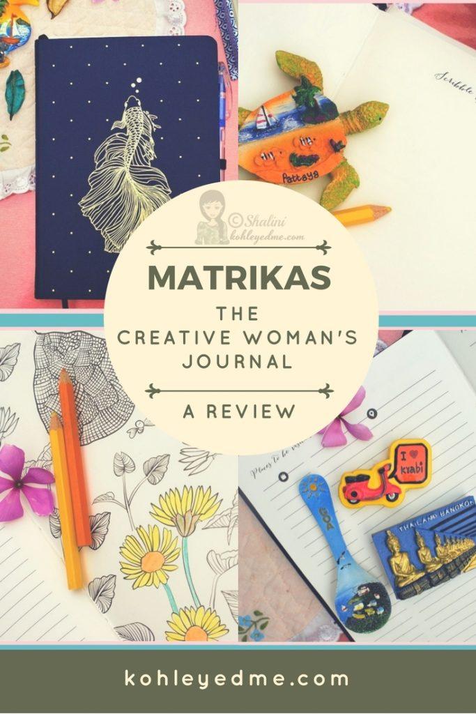 MatrikaS Journal Review Pinterest
