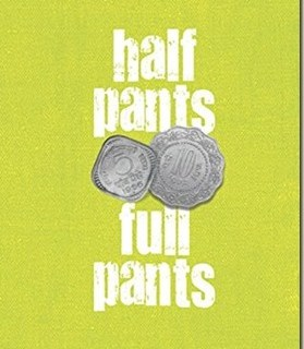 Half Pants Full Pants #BookReview