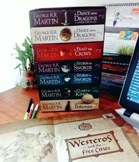 Game of Thrones Book Box Set