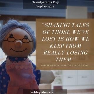 Grandparents Day kohleyedme.com