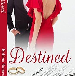 Destined by Rubina Ramesh #BookReview