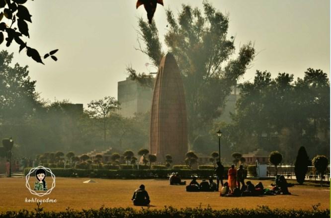 Jallianwala Bagh Amritsar Garden Images kohleyedme.com