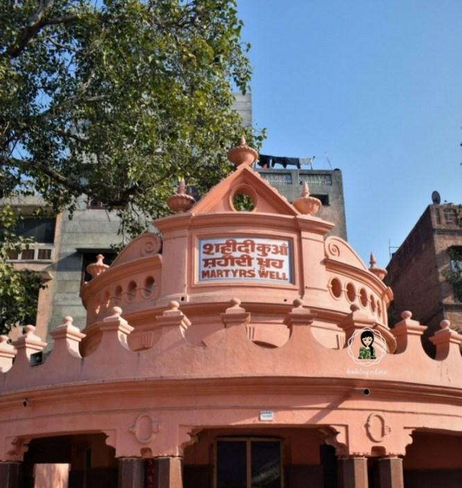 Martyr's Well Jallianwala Bagh Amritsar India