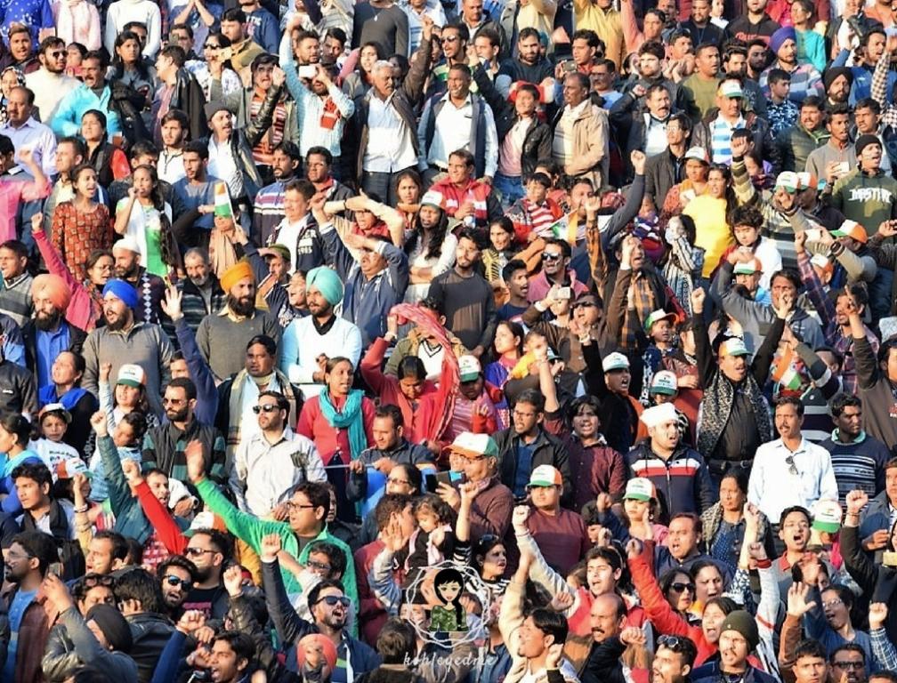 Wagah Border beating retreat ceremony timing kohleyedme.com