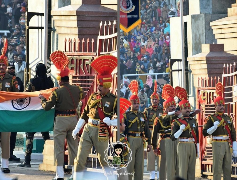 Wagah Border Amritsar Images kohleyedme.com