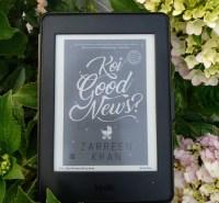 Koi Good News? Book Review kohleyedme.com