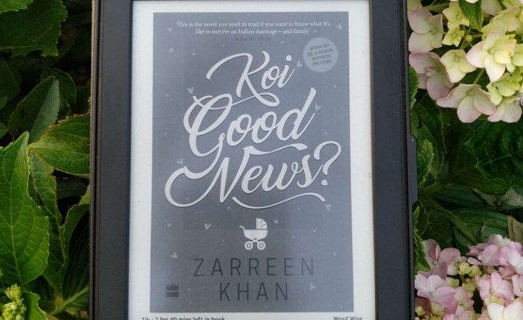 Koi Good News? Book Review kohleyedme.com