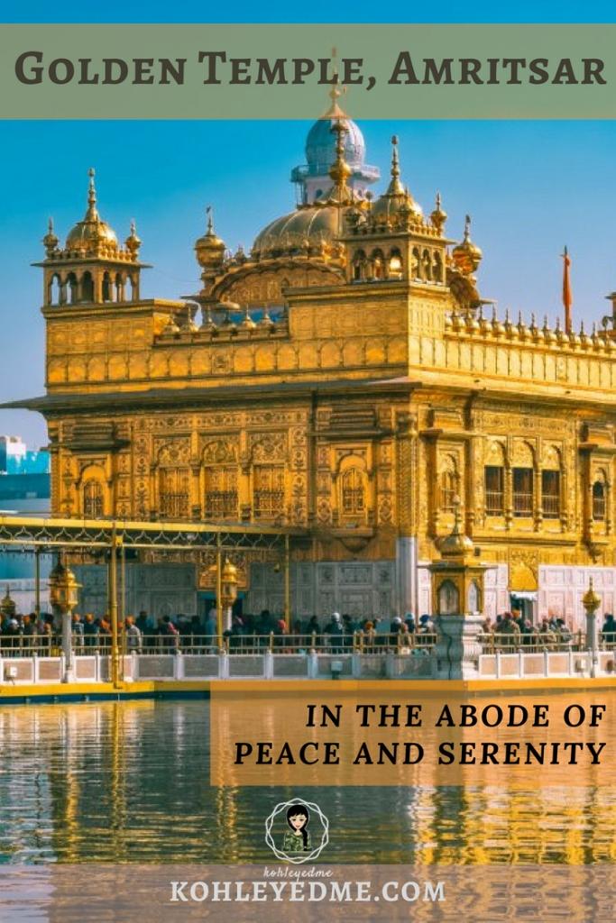 Golden Temple Amritsar Pinterest kohleyedme.com