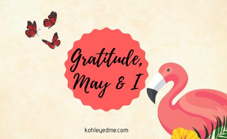 gratitudeMay kohleyedme.com