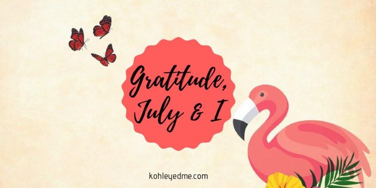 Gratitude kohleyedme.com