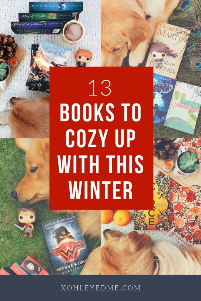 winter reads - christmas reads