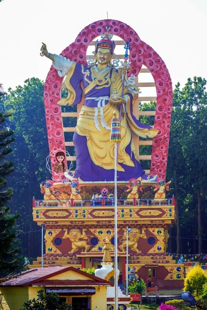 Great Statue of Padmasambhava