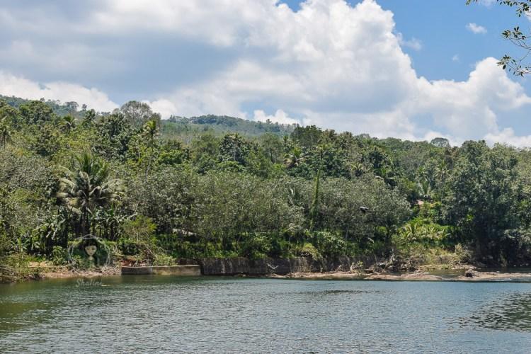 Manimala River in Kottayam