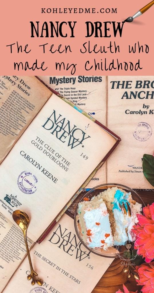 Nancy Drew Teen Sleuth detective stories