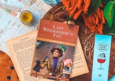 Oscar Wilde's Lady Windermer's Fan is a witty, satirical play