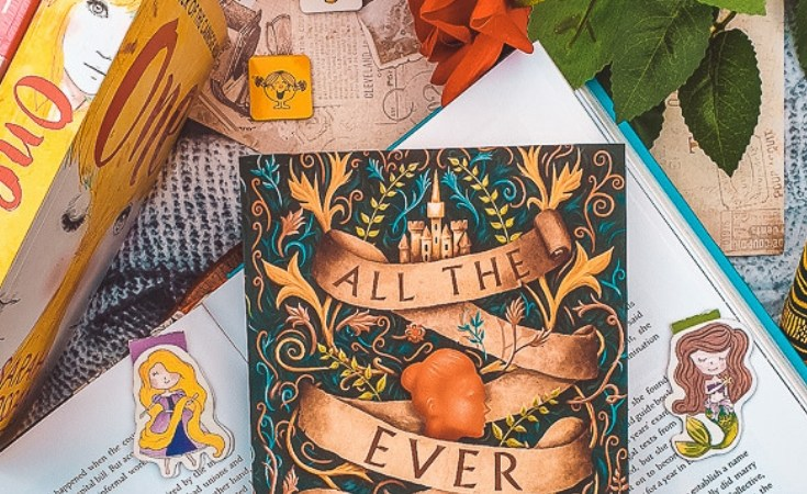 Few of my favorite Fairytale Retellings including the most anticipated reads of 2019