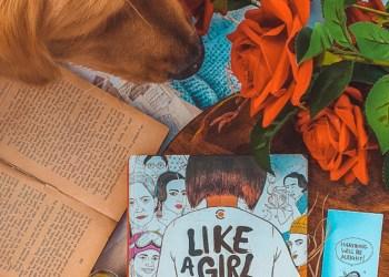 Aparna Jain's Like a Girl focuses on 56 Inspirational Indian Women