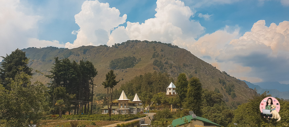 Narayan Ashram in Kumaon Uttarakhand is a halt for Yatris of Kailas Manasarovar Yatra