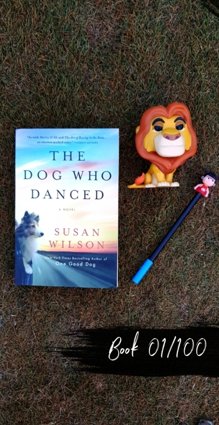 The Dog Who Danced by Susan Wilson Book Review Reading With Muffy Challenge