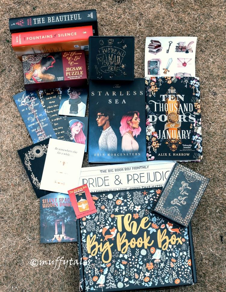 TheBig Book Box November Unboxing