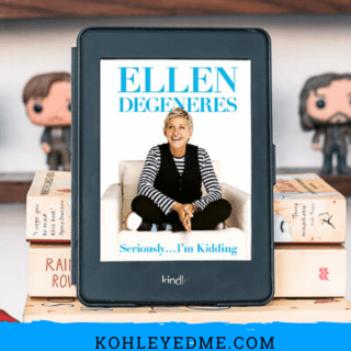 Seriously I', Kidding by Ellen DeGeneres Book Revies