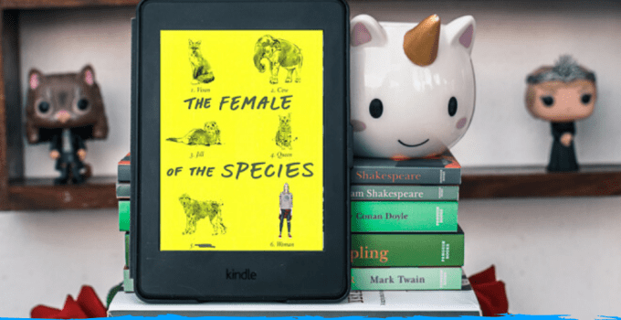 The Female of the Species ~ Book Review