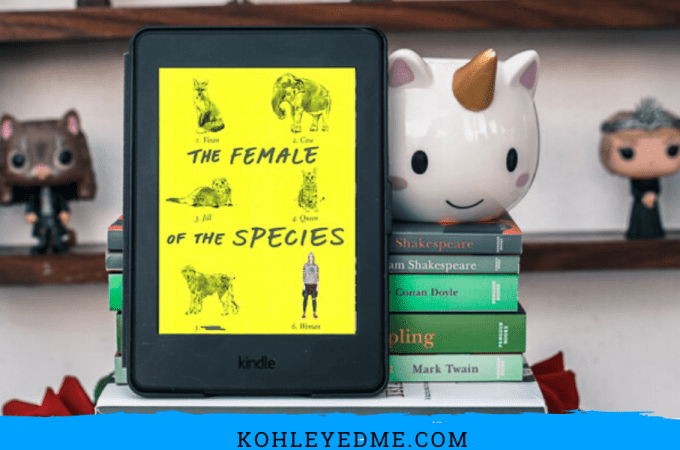 The Female of the Species Book Review