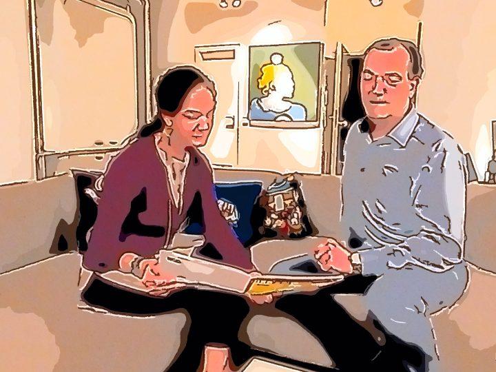 Szene aus einem Tiefeninterview, qualitative Befragung, psychologische Tiefenintnerviews, Consumer Intimacy