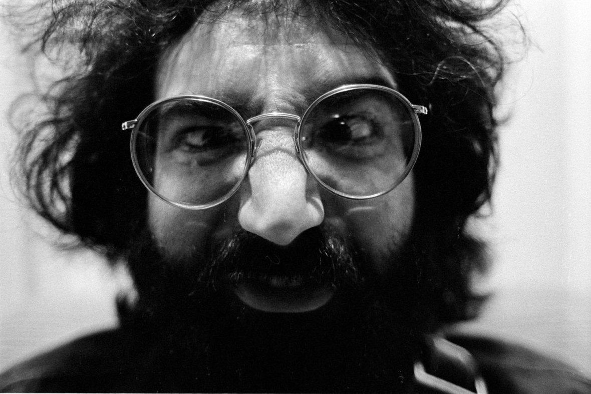 Jerry Garcia - San Francisco, California U.S.A. - 1970