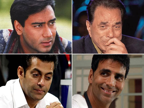 They could not yet unabashed Bollywood 'Best Actor' award