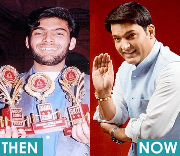 Kapil Sharma, who had never seen, as the popular comedian