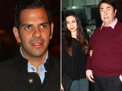 Karisma greedy speaking husband was scathing attack on the father Randhir