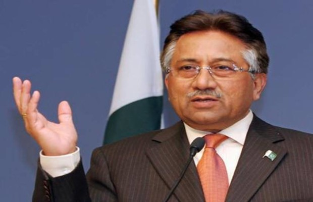 Pervez Musharraf's statements spit venom against India