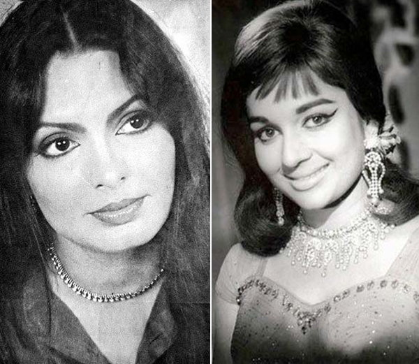 Parveen Babi, not including the actress married the Taumr
