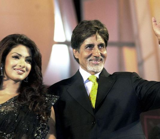 Amitabh Bachchan And Priyanka Chopra To Be Brand Ambassadors Of Incredible India Campaign