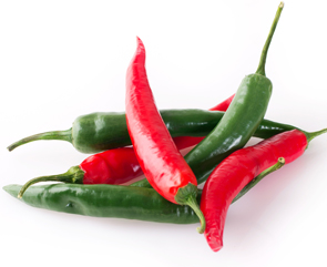 side effects of red chili