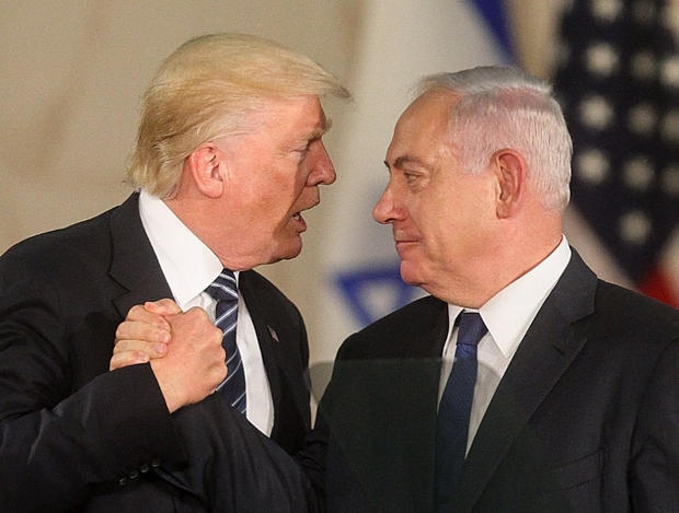 israel us diplomacy trump