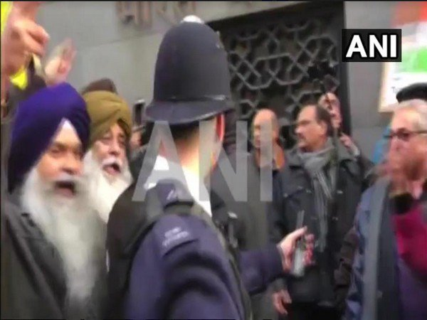clashes in london lord nazir