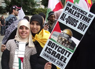 2010 london al quds day
