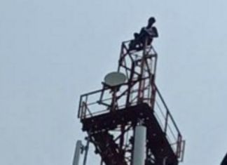 mobile tower 1
