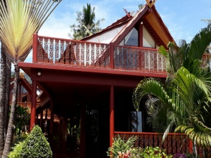 P4 Coconut Paradise Villa