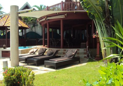 R1 Coconut River Beachfront Villa With Private Pool And Jaccuzzi